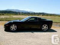 Make Chevrolet Model Corvette Year 2005 Colour Black