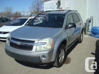 Make Chevrolet Model Equinox Year 2005 Colour silver