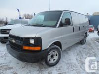 Make Chevrolet Model Express Year 2005 Colour GREY kms