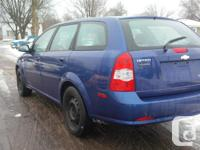 Make Chevrolet Model Optra Year 2005 Colour BLUE kms
