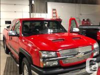 Make Chevrolet Model C/K 1500 Year 2005 Colour RED kms