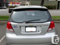 Make Chevrolet Colour silver Trans Automatic kms