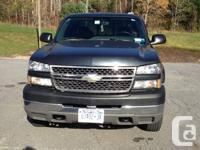 2005 Chevrolet Silverado 2500 odometer: 133000 Original