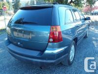 Make Chrysler Model Pacifica Year 2005 Colour green