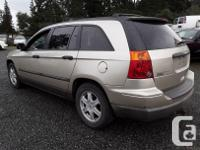Make Chrysler Model Pacifica Year 2005 Colour Brown for sale  British Columbia
