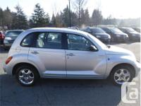 Make Chrysler Model PT Cruiser Year 2005 Colour Silver