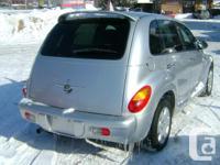 Make Chrysler Model PT Cruiser Year 2005 Colour Silver