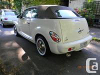 Make Chrysler Model PT Cruiser Year 2005 Colour white