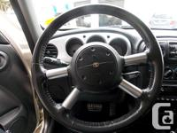 This 2005 Chrysler PT Cruiser just came in ready to be