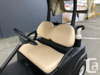 2005 Club Car Precedent electric Golf Cart. Low hours