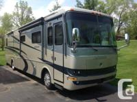 2005 Holiday Rambler Ambassador 40 ft. Cummins Diesel
