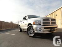 Up for sale Is my 2005 Dodge Ram Sport Extended Cab 2