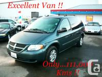 *** LOW, LOW KMS !! Only....111,000 Kms. *** Check out