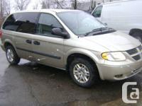 2005 Dodge Caravan Minivan    - 5 Door, 7 Passenger, 6