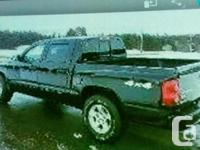 Make Dodge Model Dakota Club Year 2005 Colour black