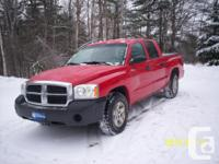 Make Dodge Model Dakota Club Year 2005 Colour Red kms