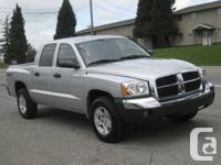 2005 Dodge Dakota SLT Quad Cab 4WD - $9,990