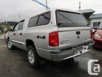 Used, Make Dodge Model Dakota Year 2005 Colour Bright Silver for sale  British Columbia