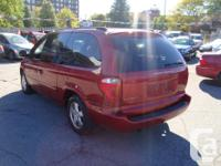 Make Dodge Model Grand Caravan Year 2005 Colour Red