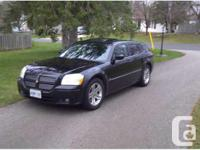 Ingersoll, ON 2005 Dodge Magnum RT Wagon $12,500 This