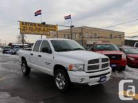 Khyber Motors ltd 2005 Dodge Ram 1500 SLT 4x4  TO SEE