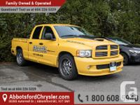 Make Dodge Model Ram 1500 Year 2005 Colour Yellow kms