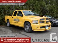 Make Dodge Model Ram 1500 Year 2005 Colour Yellow kms