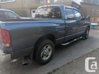 Make Dodge Model Ram 2500 Year 2004 Trans Automatic 2wd