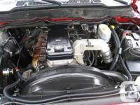 Bodystyle                          4 door Truck Engine
