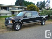 I am selling my 05 F350, it has very low k's (5900) and