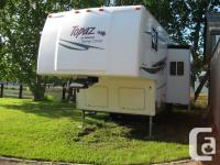 Available for sale 2005 Topaz FS 275XL Fifthwheel
