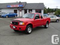 2005 Ford Ranger Side. Rear Tire Drive. 226 770 KM's.