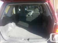 Make Ford Model Escape Year 2005 Colour Red kms 230000