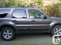 Make Ford Model Escape Year 2005 Colour Metallic