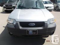 Make Ford Model Escape Year 2005 Colour silver kms