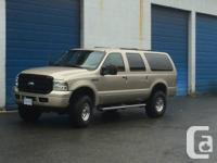 Ford Excursion Diesel For Sale Buy Sell Ford Excursion Diesel