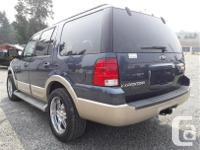 Make Ford Model Expedition Year 2005 Colour Blue kms