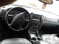 Make Ford Model Explorer Limited 4x4 Year 2005 Colour