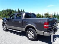 Make Ford Model F-150 Year 2005 Colour Brown kms