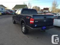 Make Ford Model F-150 SuperCrew Year 2005 Colour BLUE