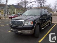 Make Ford Model F-150 SuperCrew Year 2005 Colour Black