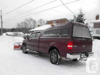 Mattawa, ON 2005 Ford F-150 XL HD 1/2 Ton $15,999 A