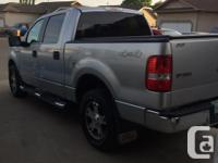 Make Ford Model F-150 SuperCrew Year 2005 Colour