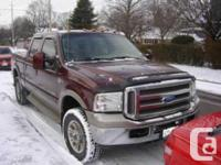 Kitchener, ON 2005 Ford F-350 Super Duty King Ranch