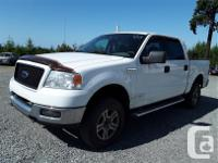 Make Ford Model F-150 Year 2005 Colour white kms