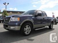 2005 F150 Extended Cab, 2WD, 6.5ft box, 5.4L V8 with