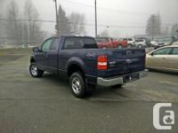 Make Ford Model F-150 Year 2005 Colour Blue kms 230161