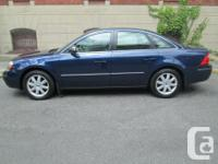 Make Ford Model Five Hundred Year 2005 Colour Blue kms