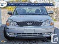 Make Ford Model Five Hundred Year 2005 Colour Silver