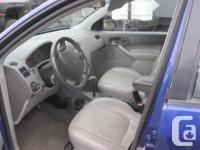 Make Ford Model Focus Year 2005 Colour Blue kms 98000